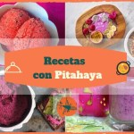 Recetas con pitahaya o pitaya p