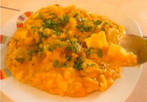 receta de ajiaco peruano de arracacha