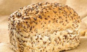 receta de pan de linaza