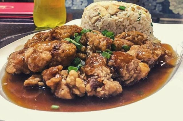 receta de Pollo Chijaukay