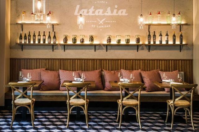 restaurante peruano Latasia