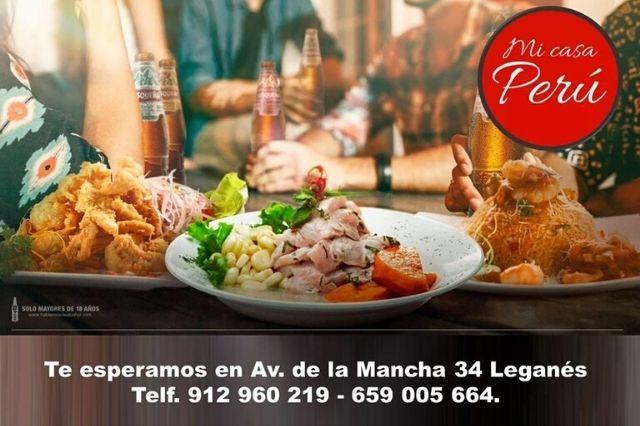 restaurante peruano Mi Casa Perú