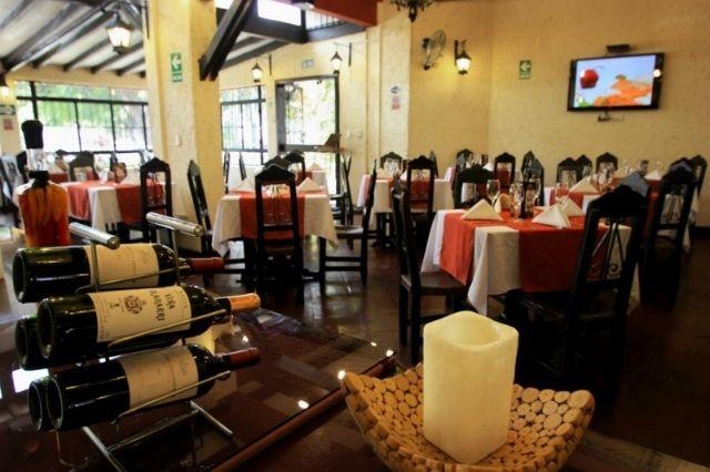 restaurante peruano Pepita Peru