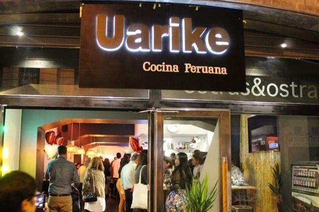 restaurante peruano uarike