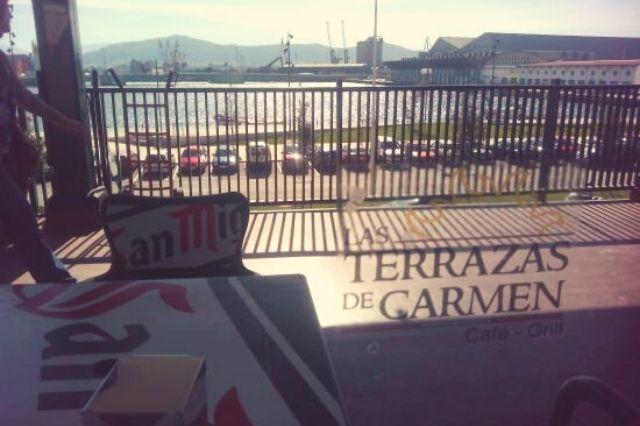 restaurante peruano las terrazas de Carmen