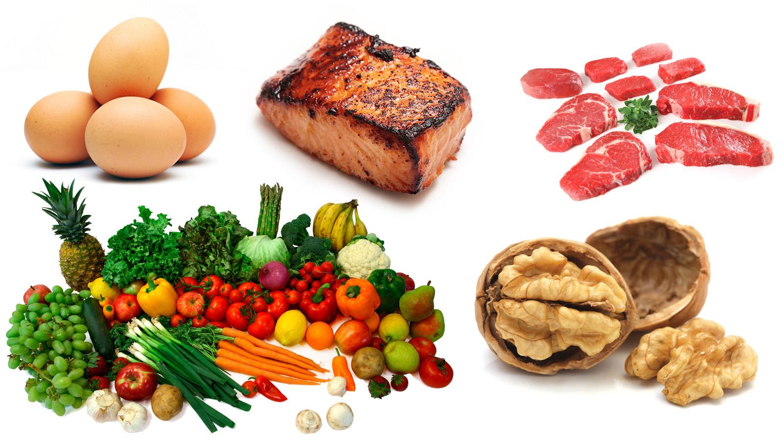 Resultado de imagen de dieta paleo