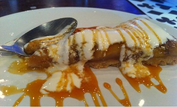 Sobremesa: Torta de Banana