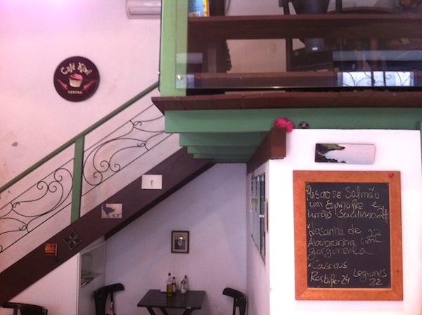 Café Kiwi - Interna