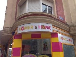 Homer´s Home Santander