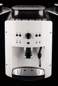 Krups EA810570 - Cafetera automática con 15 bares de presión, 3 niveles de intensidad de café