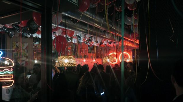 Fiesta inauguración Goiko Grill Santander