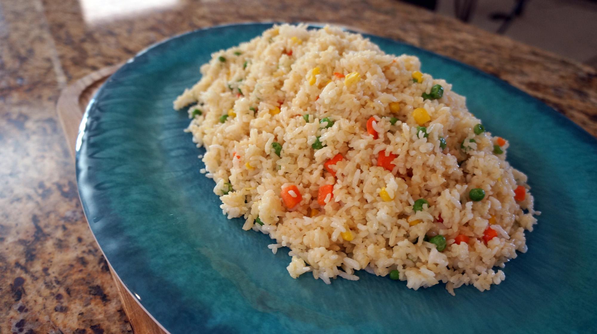 arroz frito chino, comiendo rico, recetas de cocina, fried rice