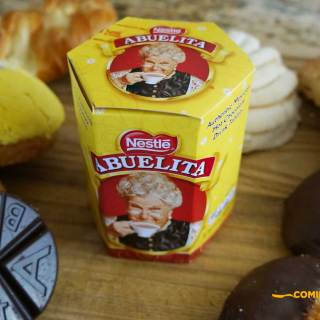Chocolate Abulita® Frio y Con Crema de Calabaza