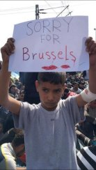 Sorry for Brussels. REUTERS/@Grulovic