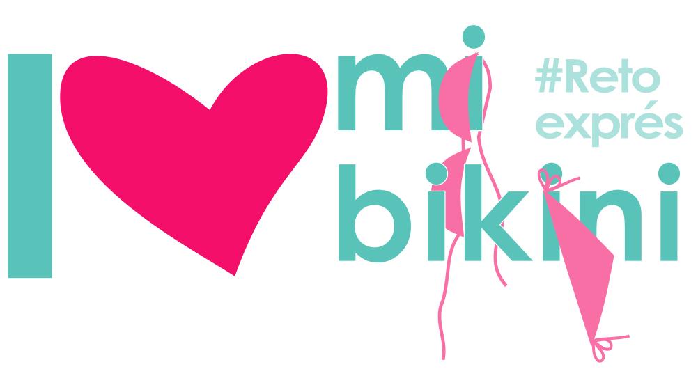 Lanzamos nuevo reto exprés: I love mi bikini