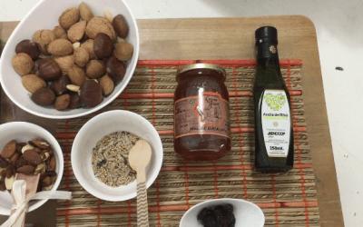 12 meses, 12 hábitos saludables: en febrero crema budwig