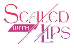 Logo for Sealed with Lips