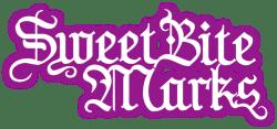 Logo for Sweet Bite Marks