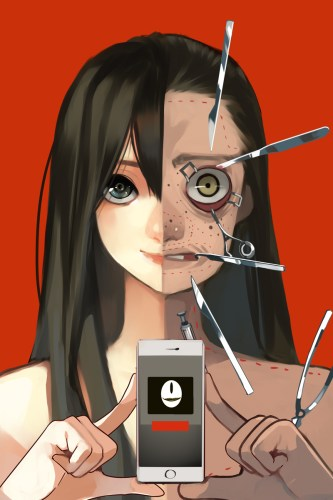 Cover for Facelift Game