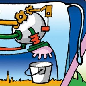 l'allegra storia del latte