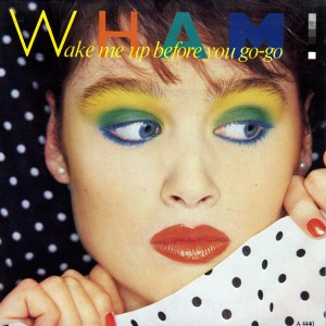 Wake me up before you go go_WHAM_george_michael