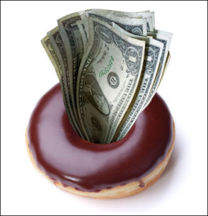 Donut and Discount marketing… at what point does it become unethical (or illegal)?