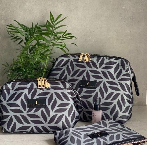 Mia Frame Bags - Nylon Print Pattern