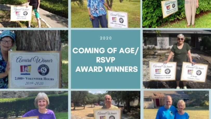 Spirit of Service Virtual Volunteer Recognition Recap