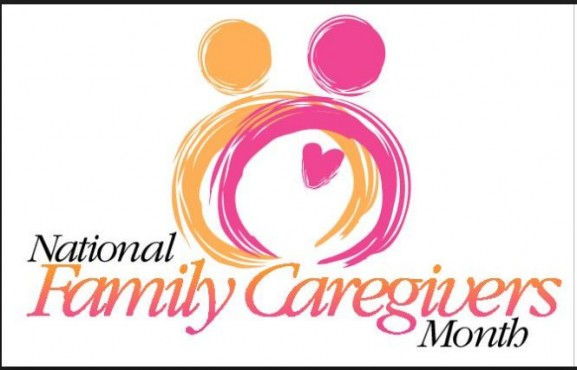 November is Family Caregiver Month