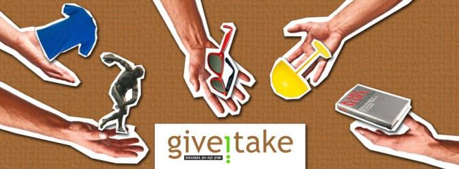 Give ve take