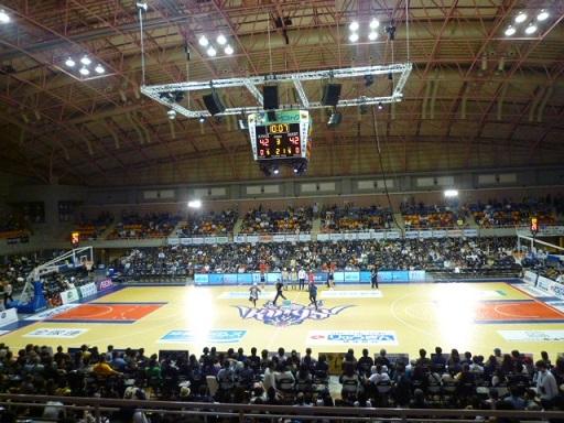 沖縄市民体育館(琉球ゴールデンキングスホーム)