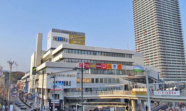高槻駅周辺