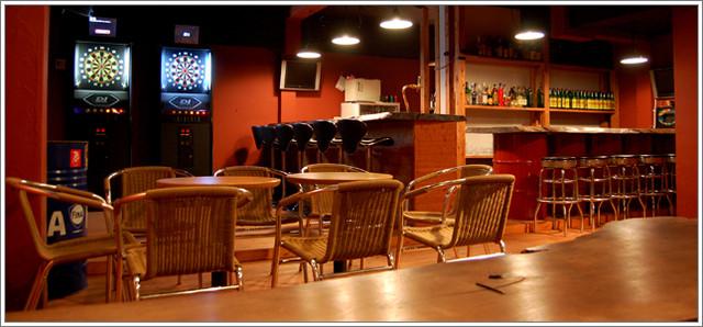 Darts Cafe D-s