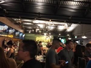 PITCH Sports bar
