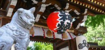 櫛田神社スポット