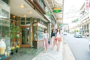 熱海銀座商店街周辺