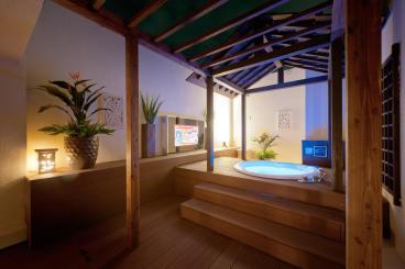 ディスパリゾート風呂