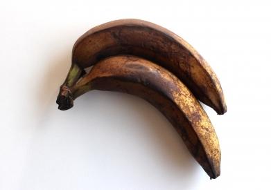 黒いバナナ