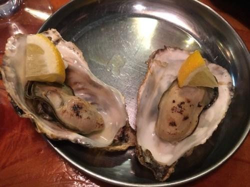 えびよこ_牡蠣