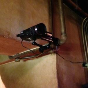 私たち見られてる?監視カメラってあるの?