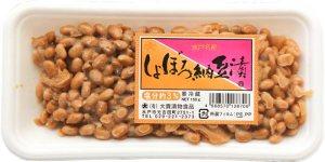 茨城あるある:しょぼろ納豆が好き