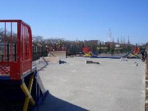 稲城北緑地公園タマリパーク
