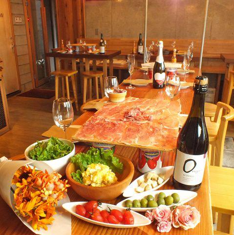 ワインの酒場。ディプント 渋谷店