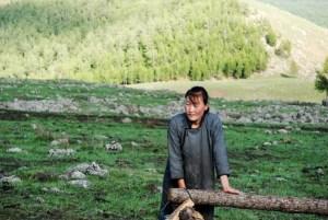モンゴル人女性6