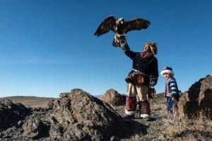 モンゴル人男性