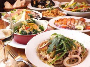 イタリア食堂MARU。