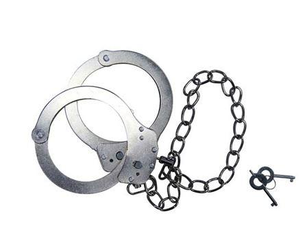 手錠セックス