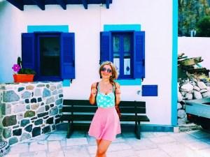 ギリシャ人女性3