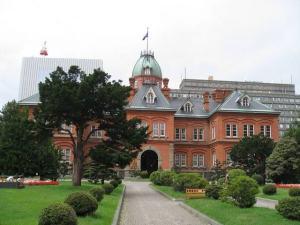 北海道庁旧本舎