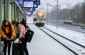 フィンランド人女性